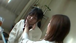 Japanese Lesbos ( I desire to try U and Your SISTER)