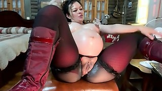 Pregnant latina milf webcam big clit
