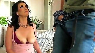 Mariah James - Is A Hottie Milf Dark Haired Lady