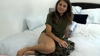 Alexia - Marine Experiments With Anal Part 2 in HD